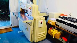 Polar Paper Cutting Machine