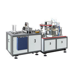 Double Wall Paper Cup Making Machine