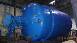 Jacketed Reactor For Chemical Plant