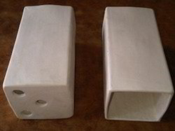 Ceramic Muffles