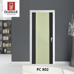 PC-802 Waterproof Premium Coated Wooden Door