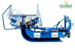 Greenlend Mini Reaper Binder Machine