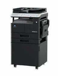 Black & White Konica Minolta Multifunction Printer Bizhub 306