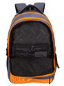 Grey Backpack School Bag