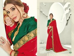 Diamond Chiffon Vol - 1 Fancy Saree