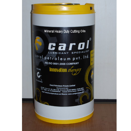 Mineral Heavy Duty Cutting Oils