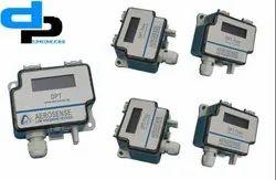 Aerosense Model DPT 2500-R8-3W Differential Pressure Transmitter Range 0-2000 Pascal