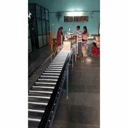 S S Roller Conveyor