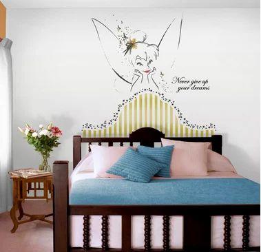asian paints asian paints nilaya disney fairies tinkerbell headboard