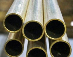 Bronze Metal Pipe