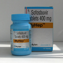 Sofosbuvir Myhep, Packaging Size: Pack of 28 Tablets