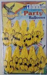 9 Inch Decorative Rubber Balloon