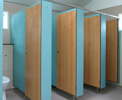 Toilet Cubicle - Modular
