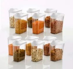 1100 ml Cereal Dispenser Easy Flow Storage Jar Storage Containers for Kitchen, Idle for Kitchen