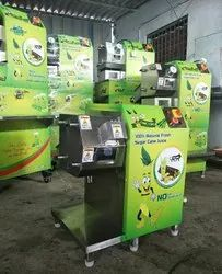 Table Top Sugarcane Machine