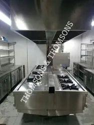 Stainless Steel Thomson & Thomsons I Land Kitchen