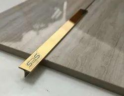 PVD Titanium Coated Ceiling Profiles