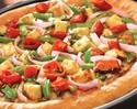 Onion Capsicum Pizza
