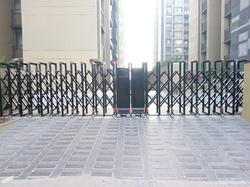 Automatic Retractable Gate