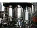 SS Flask Machinery Plant