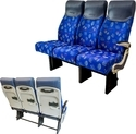 Meenakshi Polymers Blue, Red.gray School Bus Seats, Vehicle Model: Ht Model 3*2, For Garage