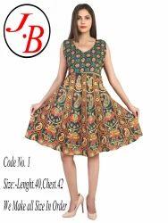 Block Print Dresses