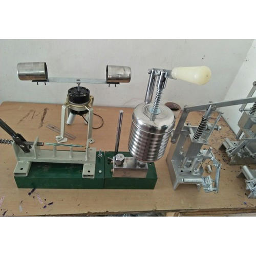 Manual Ball Pen Making Machine, 300/hr