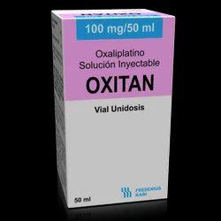 OXITAN 100MG INJ Oxaliplatin