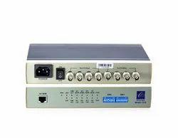 MODEL7210 Ethernet to 4xE1 Bridge