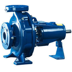 Horizontal Back Pull Out End Suction Pumps