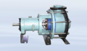 Pumps In UHMWPE and PVDF M.O.C.