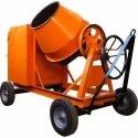 Half Bag Portable Concrete Mixer