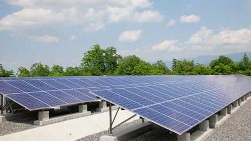 10 kW On Grid Solar Power Plant