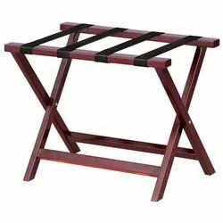 Easton Wooden Luggage Rack For Home