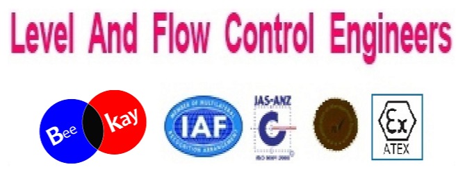 Level And Flow Control Engineers