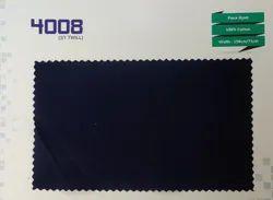 Plain Cotton Industrial Uniform Fabric