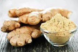 Spicy Dry Ginger Powder Sunth Powder, 50 Kg, Packaging Size: 100g