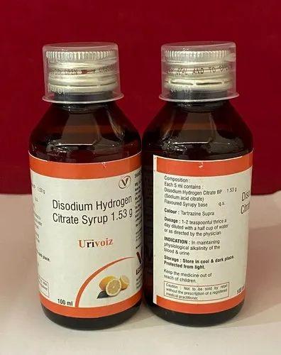 Disodium Hydrogen Citrate
