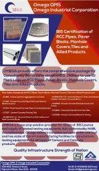 BIS Certification Consultancy for Precast Concrete Block IS 15658