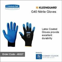 Kleenguard Safety G40 Nitrile Gloves