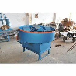 350 Kg Pan Concrete Mixer