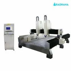 AR 3020 Double Head CNC Router Machine