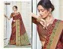 Sangam Tanchui Silk Designer Patola Silk Saree Catalog