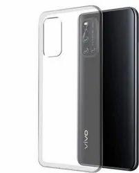Silicon Vivo Transparent Mobile Back Cover