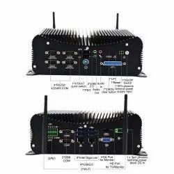 Advanced Industrial Box PC I7