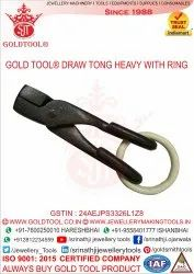 Draw Tong with Ring