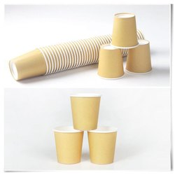 Allure Plain Paper Cup, Capacity: 210 ML