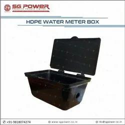 Hdpe water meter box