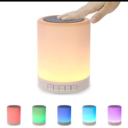 2.0 Rohs Touch Lamp Bluetooth Speaker