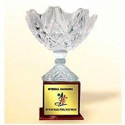CG 491 Crystal Trophy